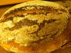 jättegott mörkt bröd