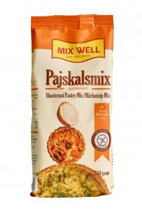Naturligt glutenfri pajskalsmix