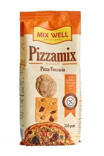 Glutenfri pizzamix